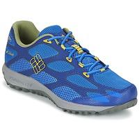鞋子 男士 跑鞋 Columbia 哥伦比亚 CONSPIRACY IV OUTDRY 蓝色