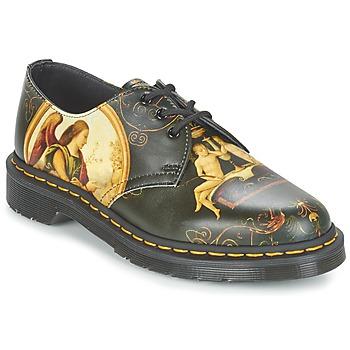 鞋子 德比 Dr Martens 1461 黑色 / 印花