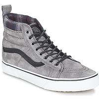 鞋子 高帮鞋 Vans 范斯 SK8-HI MTE 灰色