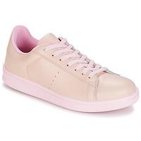 鞋子 女士 球鞋基本款 Yurban EZIME 玫瑰色