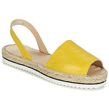 鞋子 女士 凉鞋 ANAKI TEQUILAI 黄色