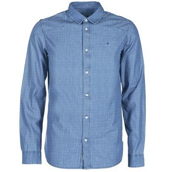 衣服 男士 长袖衬衫 Calvin Klein Jeans WINLEY 蓝色