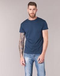衣服 男士 短袖体恤 B.O.T.D ESTOILA 海蓝色
