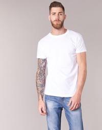 衣服 男士 短袖体恤 B.O.T.D ESTOILA 白色