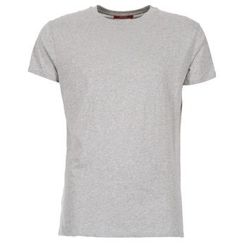 衣服 男士 短袖体恤 B.O.T.D ESTOILA 灰色 / 中国红