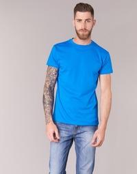衣服 男士 短袖体恤 B.O.T.D ESTOILA 蓝色