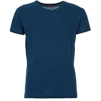 衣服 男士 短袖体恤 B.O.T.D ECALORA 海蓝色
