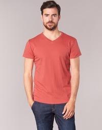 衣服 男士 短袖体恤 B.O.T.D ECALORA 红色