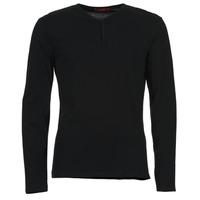 衣服 男士 长袖T恤 B.O.T.D ETUNAMA 黑色