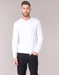 衣服 男士 長袖T恤 B.O.T.D ETUNAMA 白色