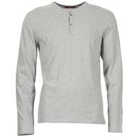 衣服 男士 长袖T恤 B.O.T.D ETUNAMA 灰色 / 中国红