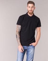 衣服 男士 短袖保罗衫 B.O.T.D EPOLARO 黑色