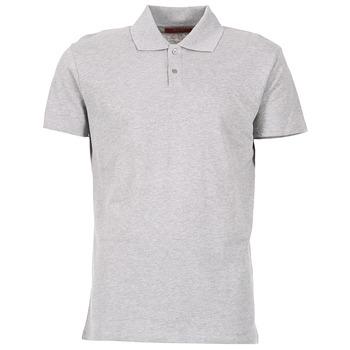 衣服 男士 短袖保罗衫 B.O.T.D EPOLARO 灰色 / 中国红
