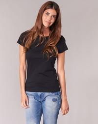 衣服 女士 短袖体恤 B.O.T.D EQUATILA 黑色