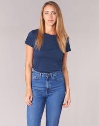 衣服 女士 短袖体恤 B.O.T.D EQUATILA 海蓝色