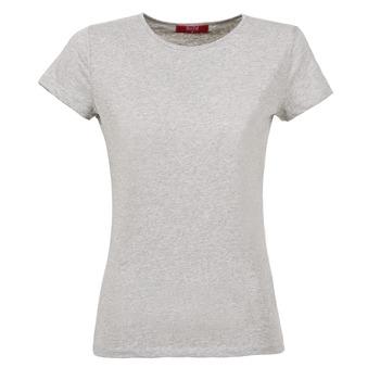 衣服 女士 短袖体恤 B.O.T.D EQUATILA 灰色 / 中国红