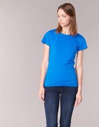 衣服 女士 短袖体恤 B.O.T.D EQUATILA 蓝色