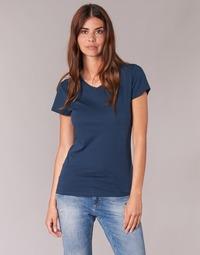 衣服 女士 短袖体恤 B.O.T.D EFLOMU 海蓝色