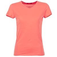 衣服 女士 短袖体恤 B.O.T.D EFLOMU 橙色