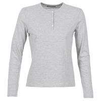 衣服 女士 长袖T恤 B.O.T.D EBISCOL 灰色 / 中国红