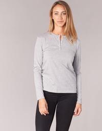 衣服 女士 长袖T恤 B.O.T.D EBISCOL 灰色