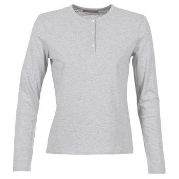 衣服 女士 長袖T恤 B.O.T.D EBISCOL 灰色