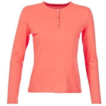 衣服 女士 長袖T恤 B.O.T.D EBISCOL 橙色