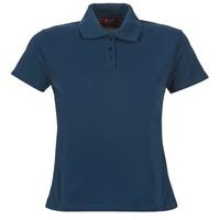 衣服 女士 短袖保罗衫 B.O.T.D ECLOVERA 海蓝色