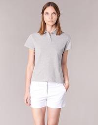 衣服 女士 短袖保罗衫 B.O.T.D ECLOVERA 灰色