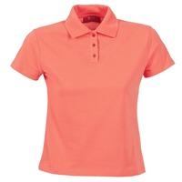 衣服 女士 短袖保罗衫 B.O.T.D ECLOVERA 橙色