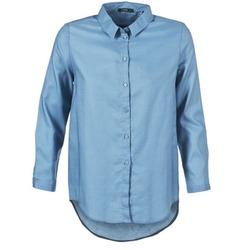 衣服 女士 衬衣/长袖衬衫 School Rag CHELSY 蓝色