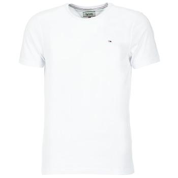 衣服 男士 短袖體恤 Tommy Jeans OFLEKI 白色