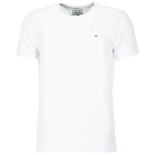 衣服 男士 短袖体恤 Tommy Jeans OFLEKI 白色