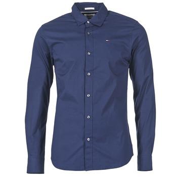衣服 男士 长袖衬衫 Tommy Jeans KANTERMI 海蓝色