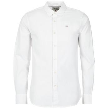衣服 男士 长袖衬衫 Tommy Jeans KANTERMI 白色