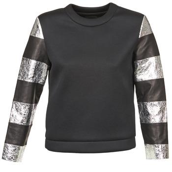 衣服 女士 卫衣 American Retro DOROTHY 黑色 / 银色