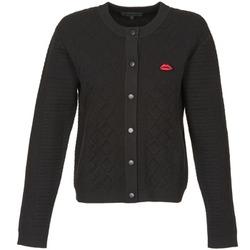 衣服 女士 羊毛开衫 American Retro LUIS 黑色