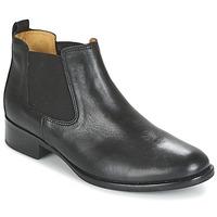 鞋子 女士 短筒靴 Gabor 嘉宝 AALEN 黑色