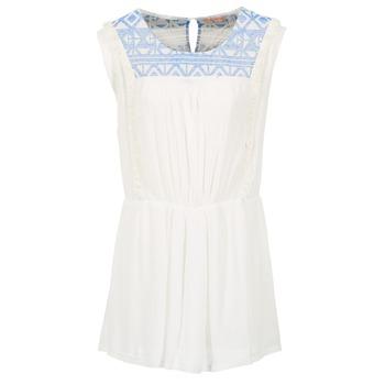 衣服 女士 短裙 Moony Mood EBENE 白色