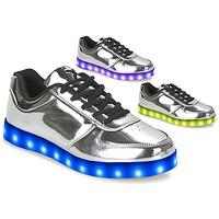 鞋子 女士 球鞋基本款 Wize & Ope THE LIGHT 银灰色