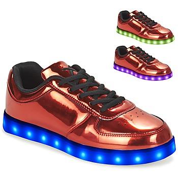 鞋子 女士 球鞋基本款 Wize & Ope POP 红色