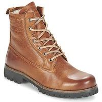 鞋子 女士 短筒靴 Blackstone MAZINE 棕色