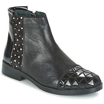 鞋子 女士 短筒靴 Café Noir BARTHY 黑色