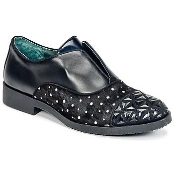 鞋子 女士 德比 Café Noir BASILE 黑色