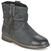 鞋子 女士 短筒靴 Coolway BAILI 黑色