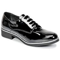 鞋子 女士 德比 Myma PIKA 黑色