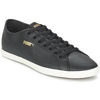 鞋子 男士 球鞋基本款 Puma 彪马 ELSU V2 PERF SL 黑色