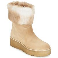 鞋子 女士 短筒靴 Nome Footwear MOVETTA 米色