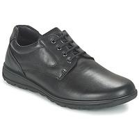 鞋子 男士 德比 Salamander NANDO 黑色