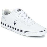 鞋子 男士 球鞋基本款 Polo Ralph Lauren HANFORD 白色
